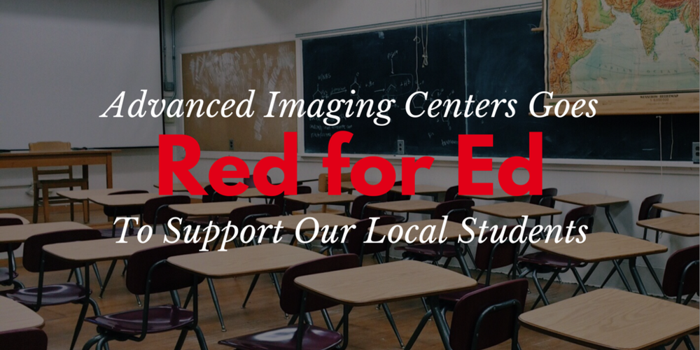 red for ed, AIC goes Red for Ed