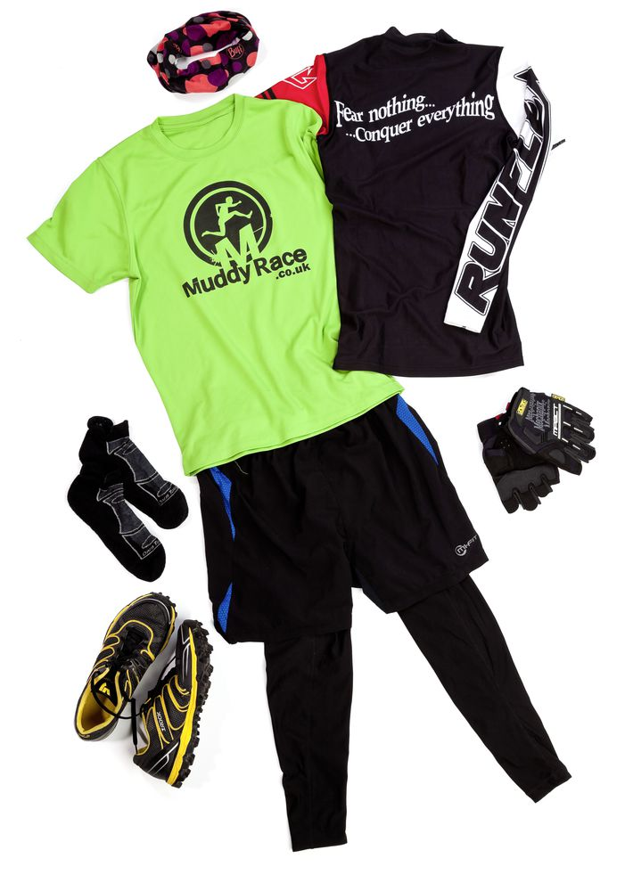 PERFECT KIT: OBSTACLE RACE GEAR