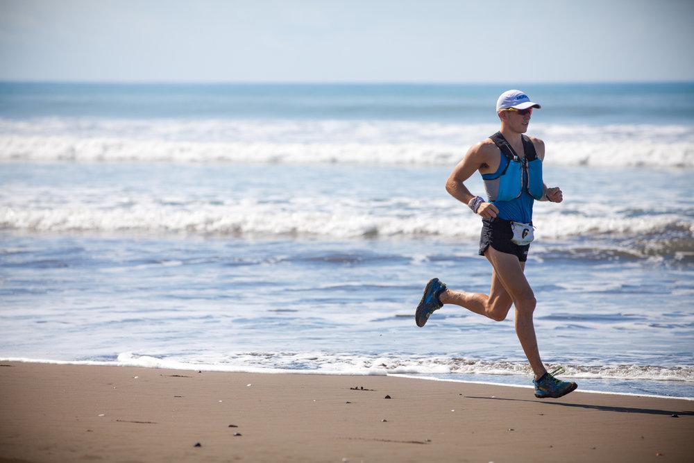 Tom Evans (Credit: Andres Vargas/Coastal Challenge)