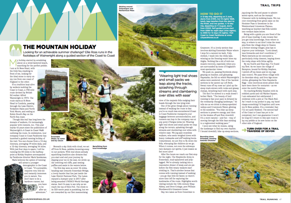 See the latest Trail Running for more