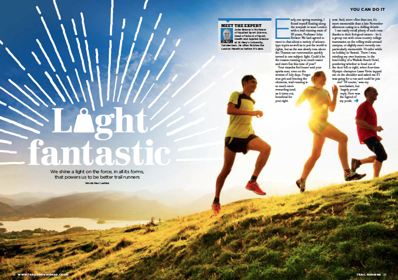 Read more in the current edition of Trail Running