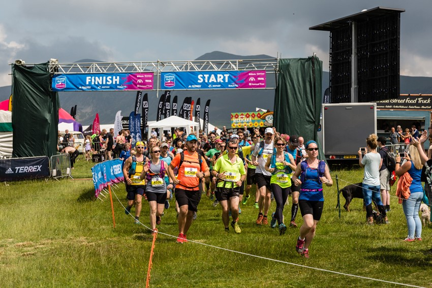 Keswick Mountain Festivals Trailrun
