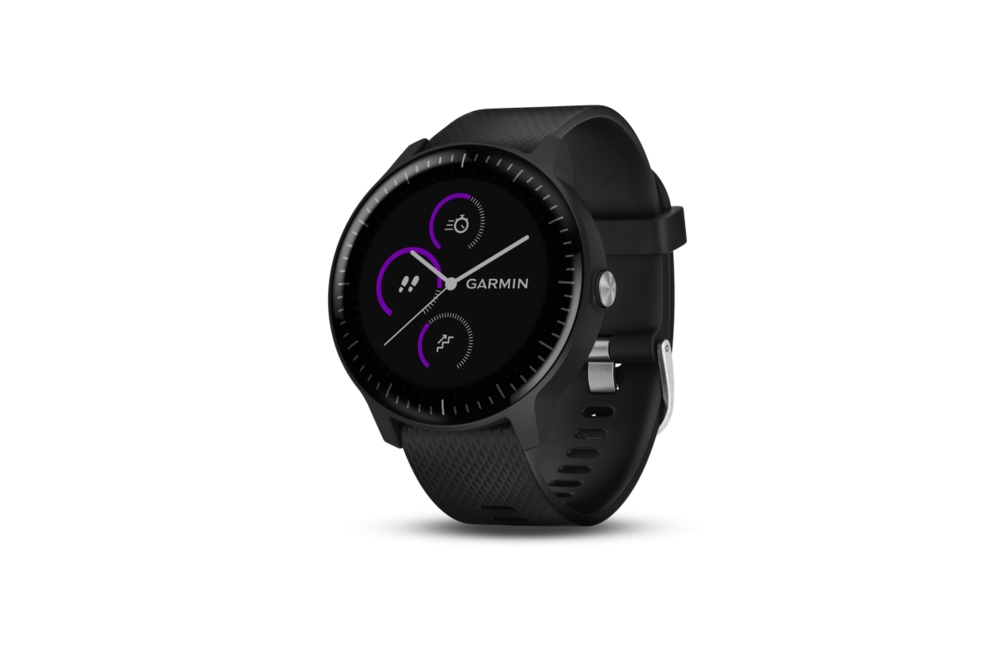 The brand new GARMIN vivoactive 3 music is out
