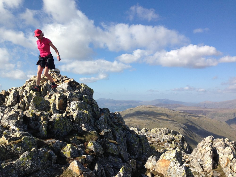 Nicky Spinks: looking to add to her £15,000 raised for cancer charity Odyssey