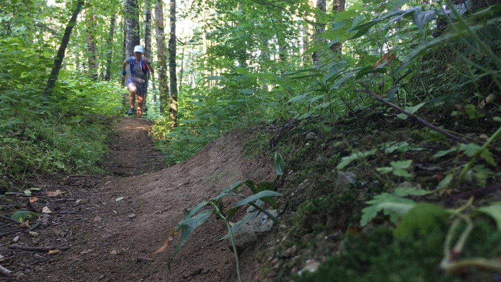Guenevere Bone - attempting 2018 miles in 2018