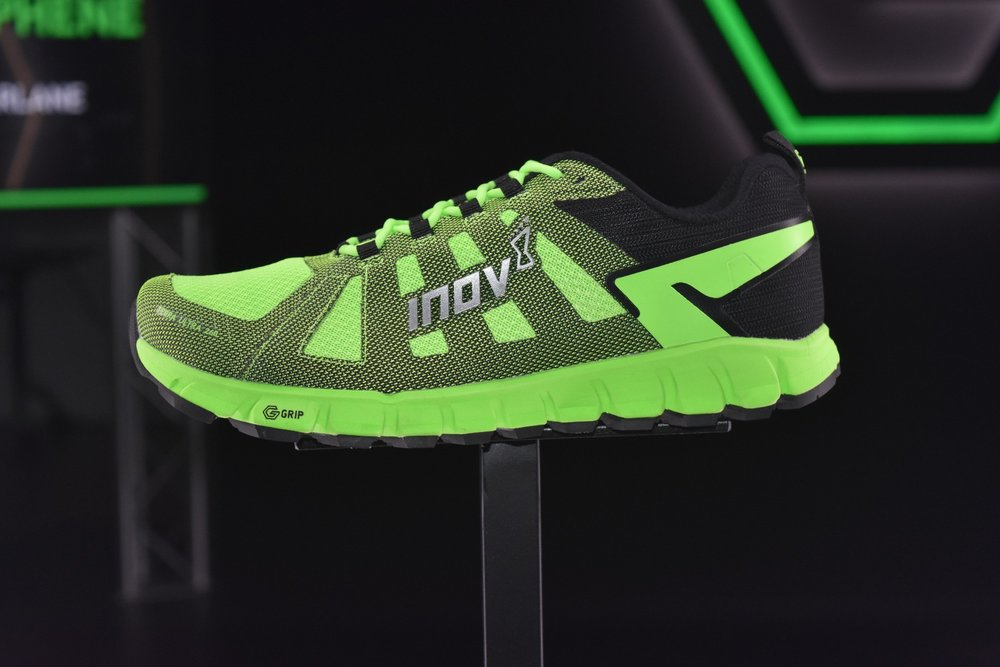 The unveiling of the Inov-8 G Series took place in June in Manchester