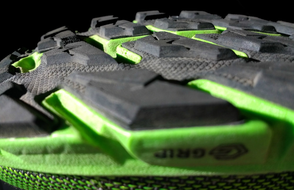 Inov-8 promised an unrivalled combination of durability and grip, so how have they done? Here's the graphene-enhanced rubber after the equivalent of seven marathons