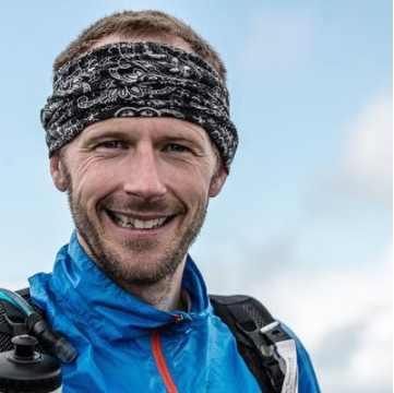 Damian Hall: top GB male trail runner
