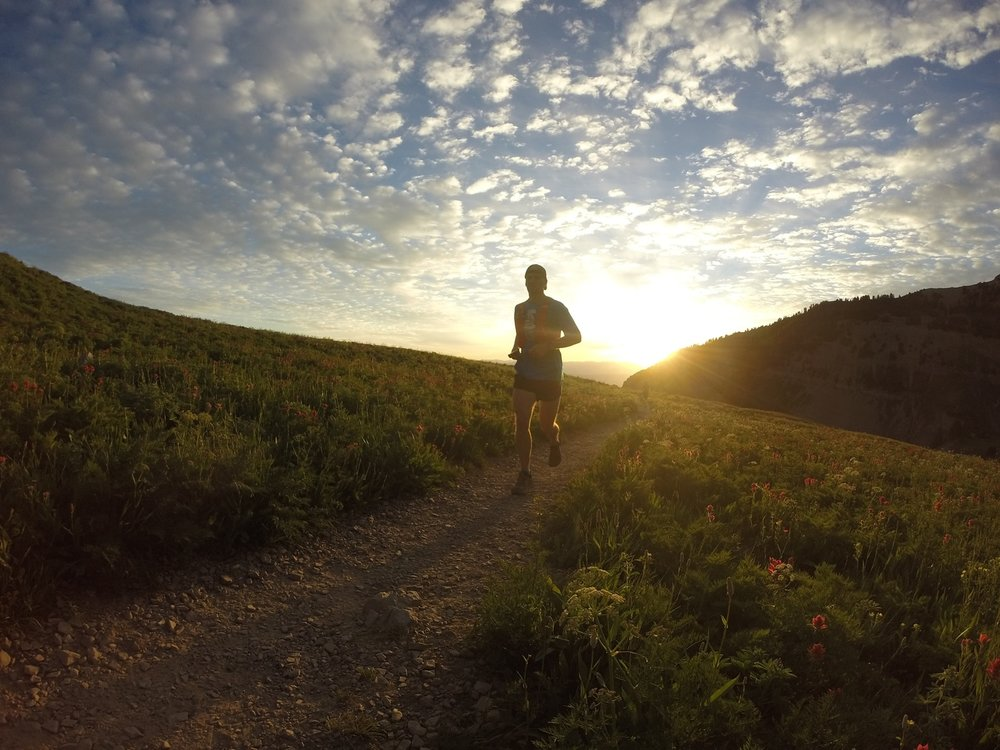Sunrise or sunset - when you do you prefer to run?
