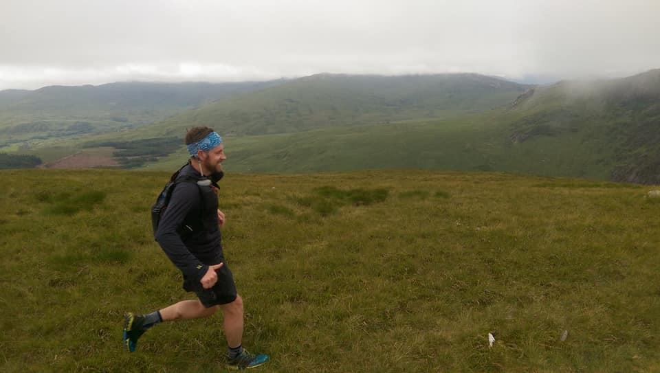#Run1000iles ambassador Matt Armstrong