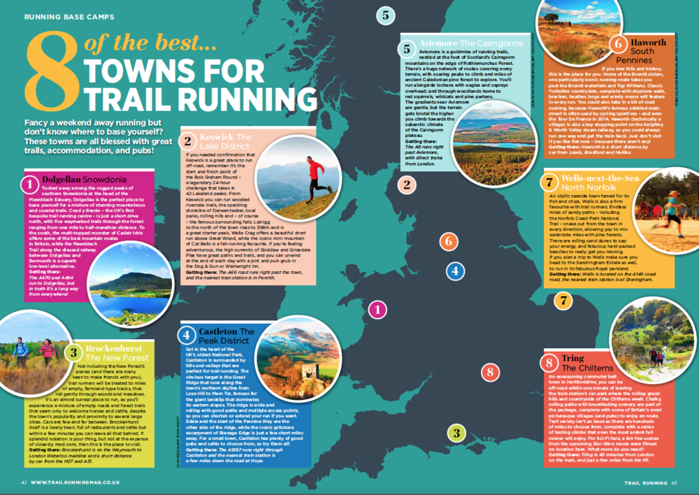 This article appeared in a past edition of Trail Running