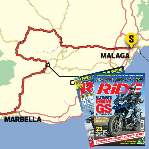 Routes from RiDE magazine