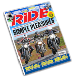 RiDE magazine October 2016