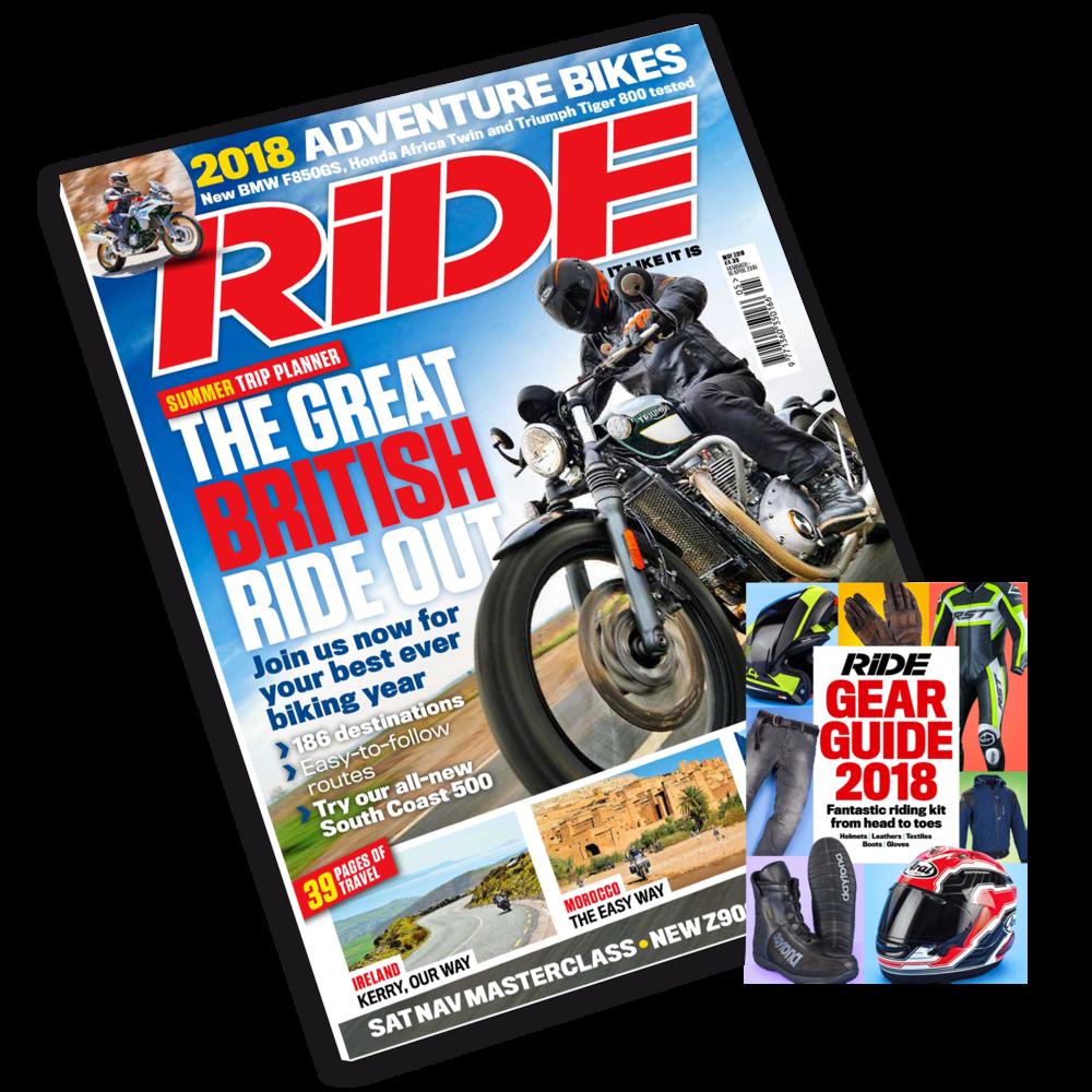 Ride May 18
