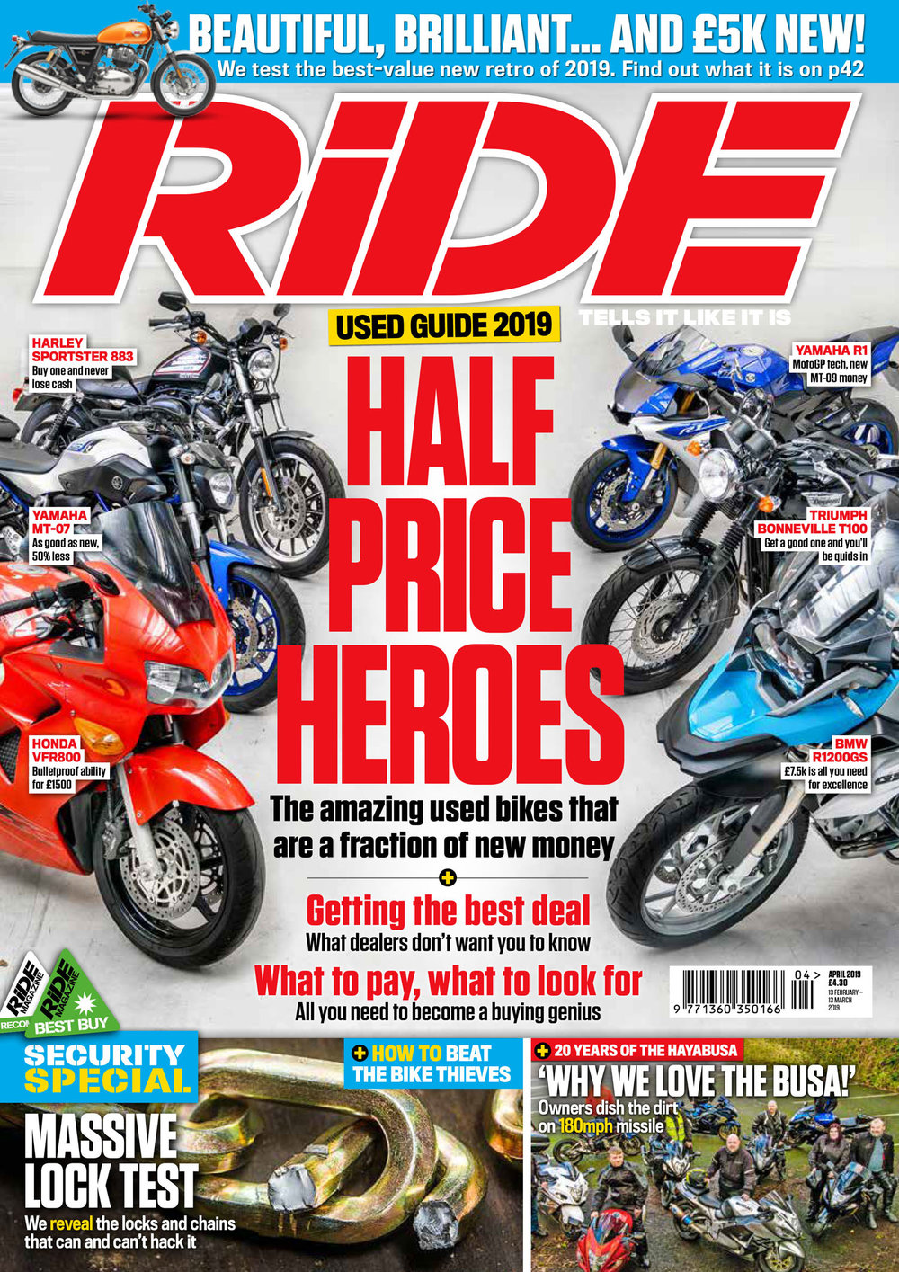 RiDE April 2019 issue