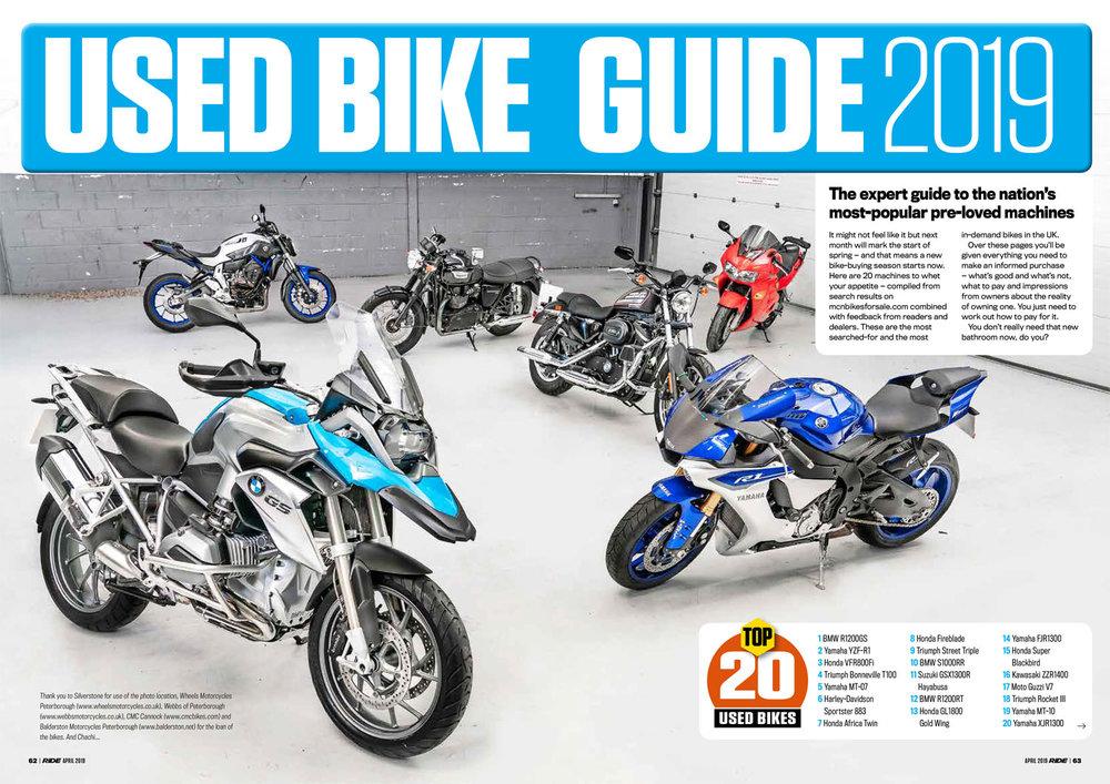 Used Bike Guide