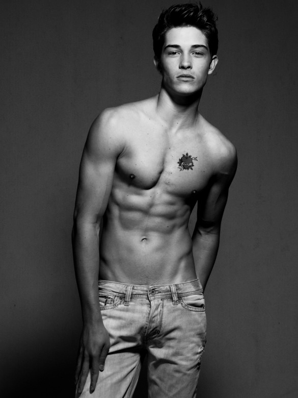 Francisco Lachowski _ Model