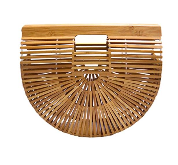 Miuco Women's Bamboo Bag