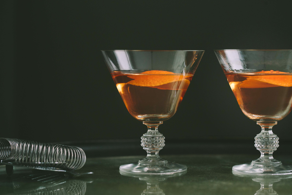 Oaxaca Old-Fashioned #cocktail