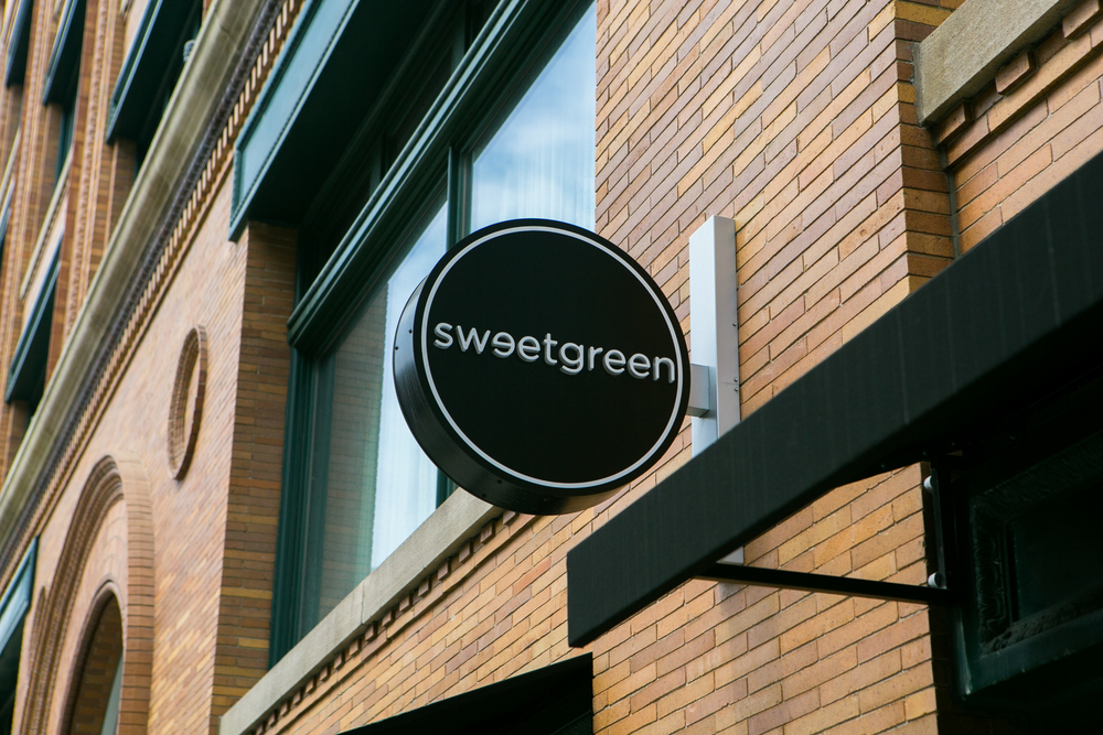 Sweetgreen - Silent Sunday: The Restaurants of Fort Point (Boston, MA) | A Thought For Food