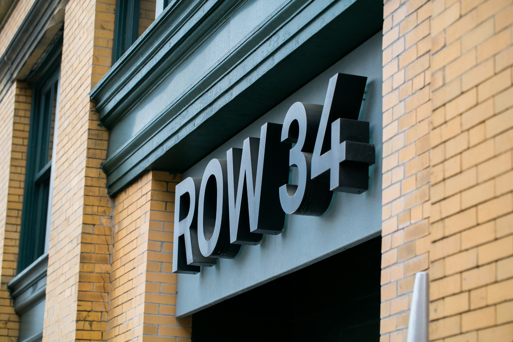 Row 34 - Silent Sunday: The Restaurants of Fort Point (Boston, MA) | A Thought For Food