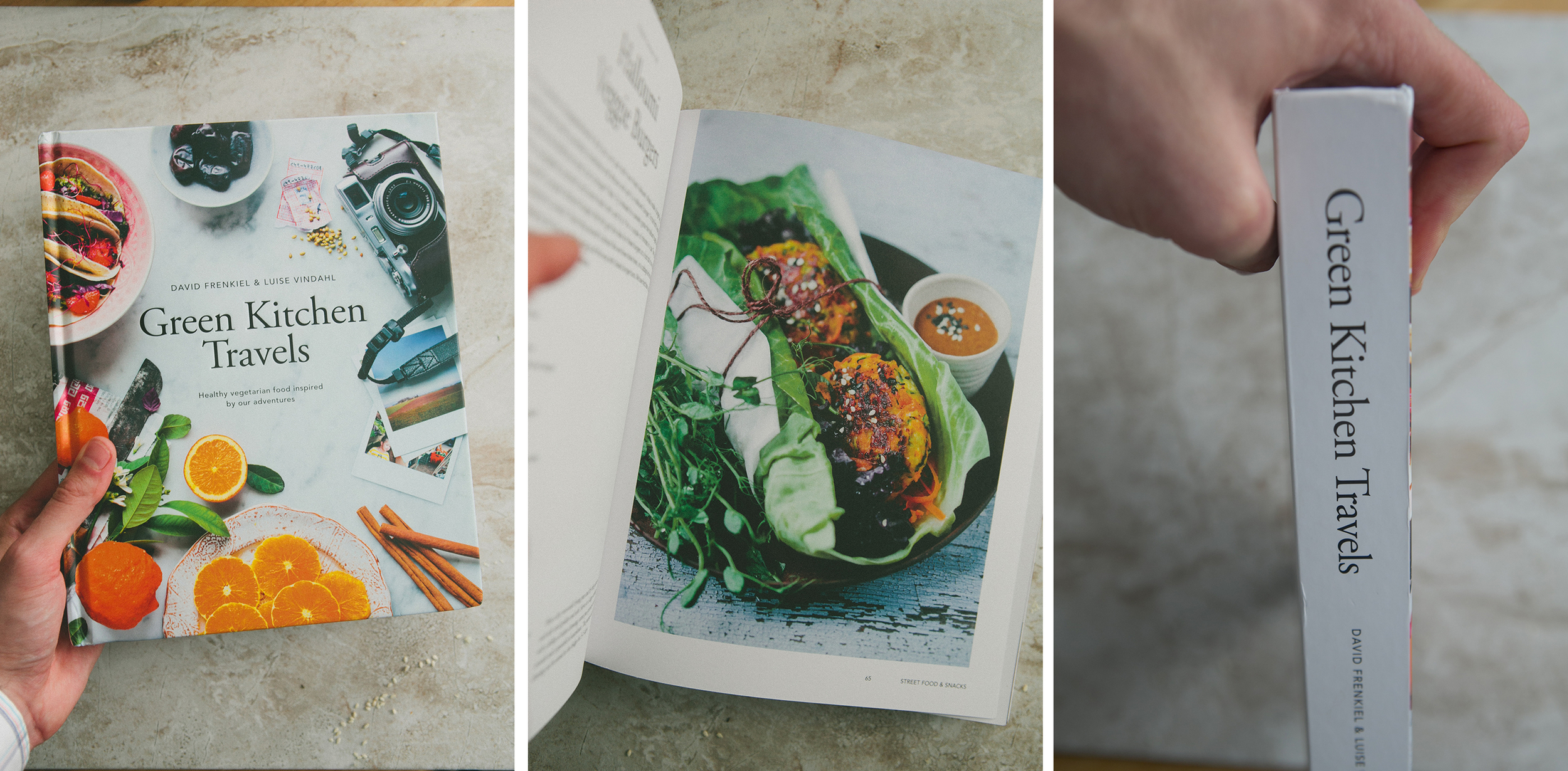 Luise Green Kitchen Stories Halloumi Veggie Burgers A Giveaway For Green Kitchen Travels A