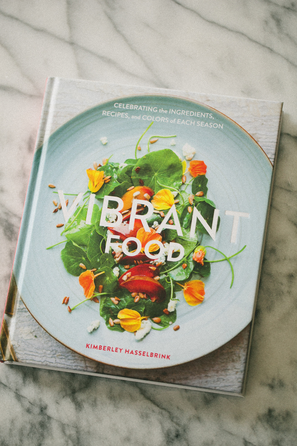 Vibrant Food - Cookbook Giveaway