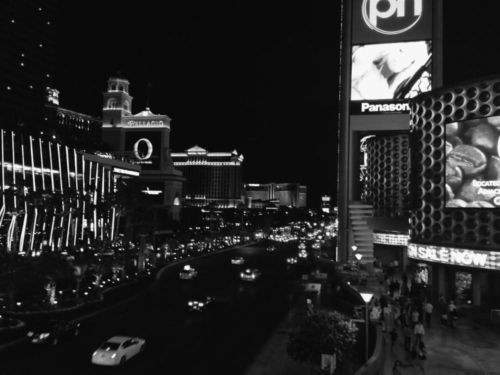 Silent Sunday - Las Vegas