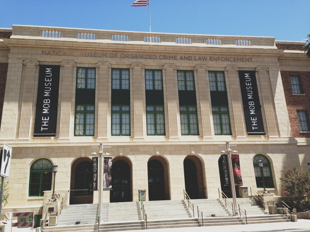 Silent Sunday: Las Vegas - Mob Museum