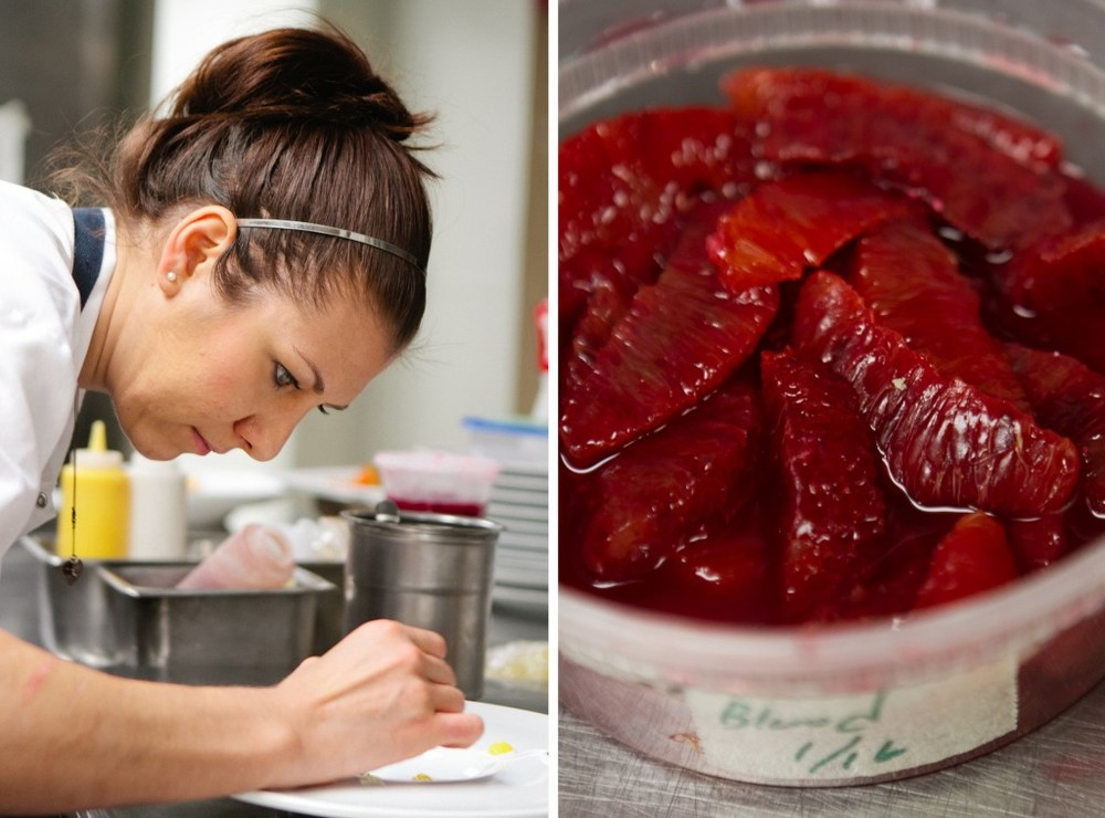Profile: Chef Monica Glass of Clio and Uni from A Thought For Food