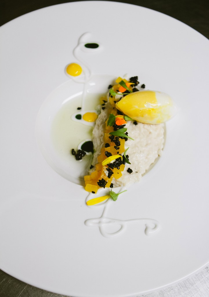 Coconut Rice Pudding from Chef Monica Glass of Clio - A Thought For Food #Boston