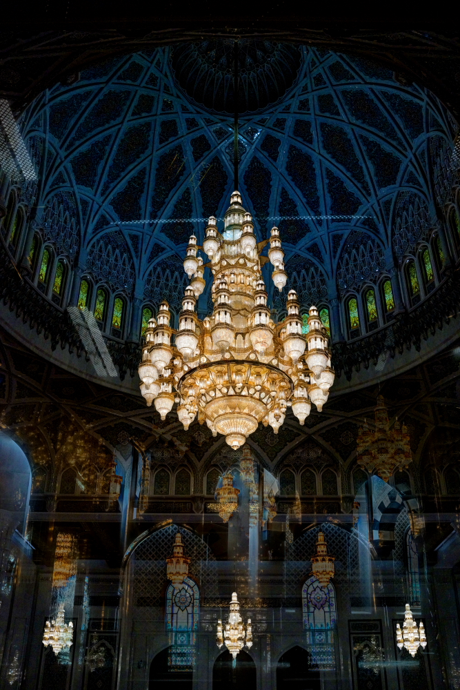 Sultan Qaboos Grand Mosque IV