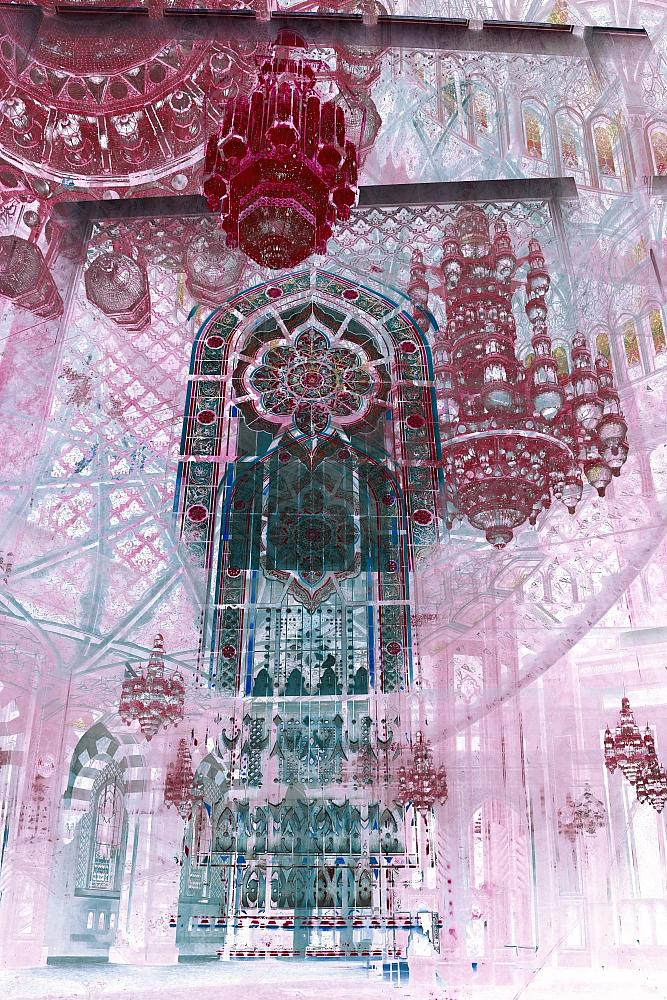 Grand Mosque VIII Purple