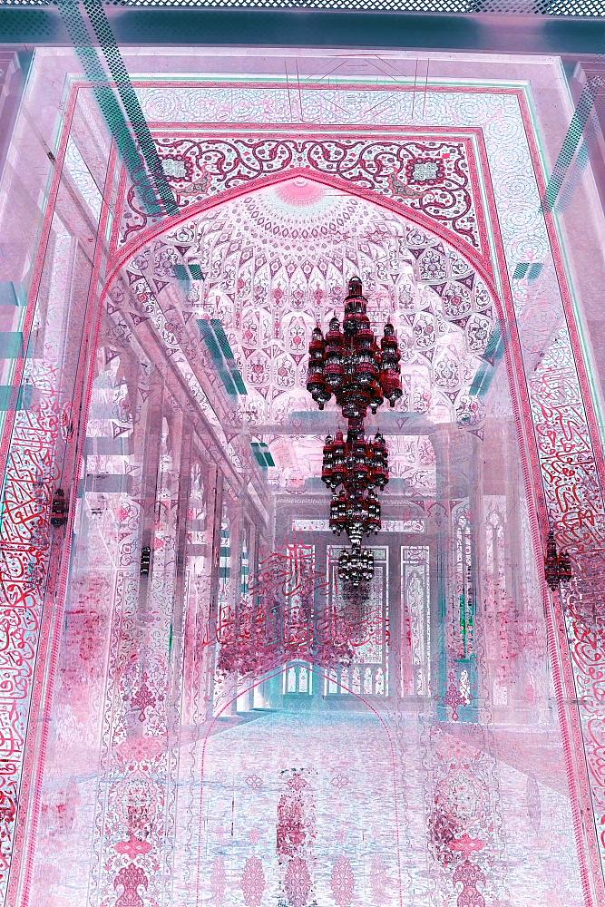 Grand Mosque XVI Pink