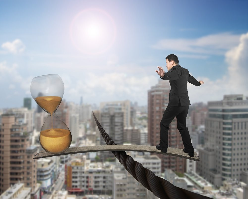CIOs walk the tight rope with limited resources such as time.