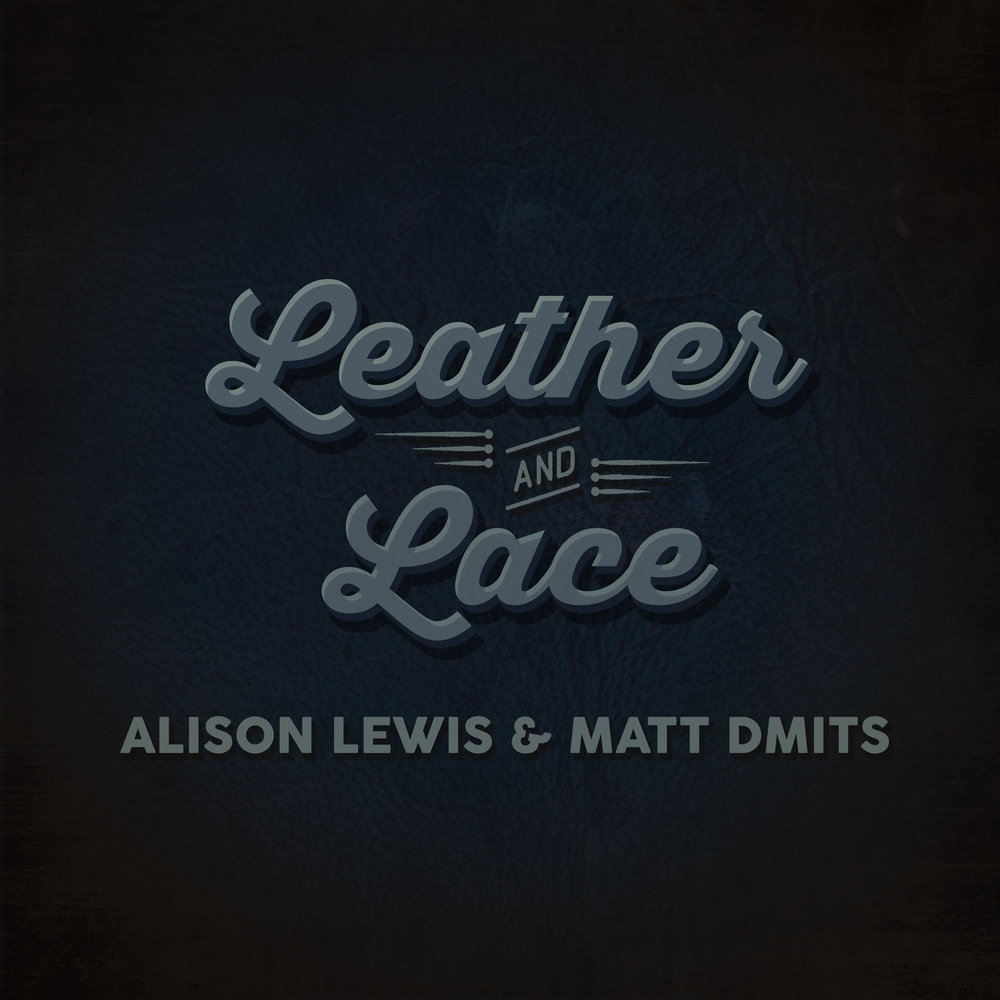 "Alison Lewis & Matt Dmits ""Leather and Lace"" Art Work"