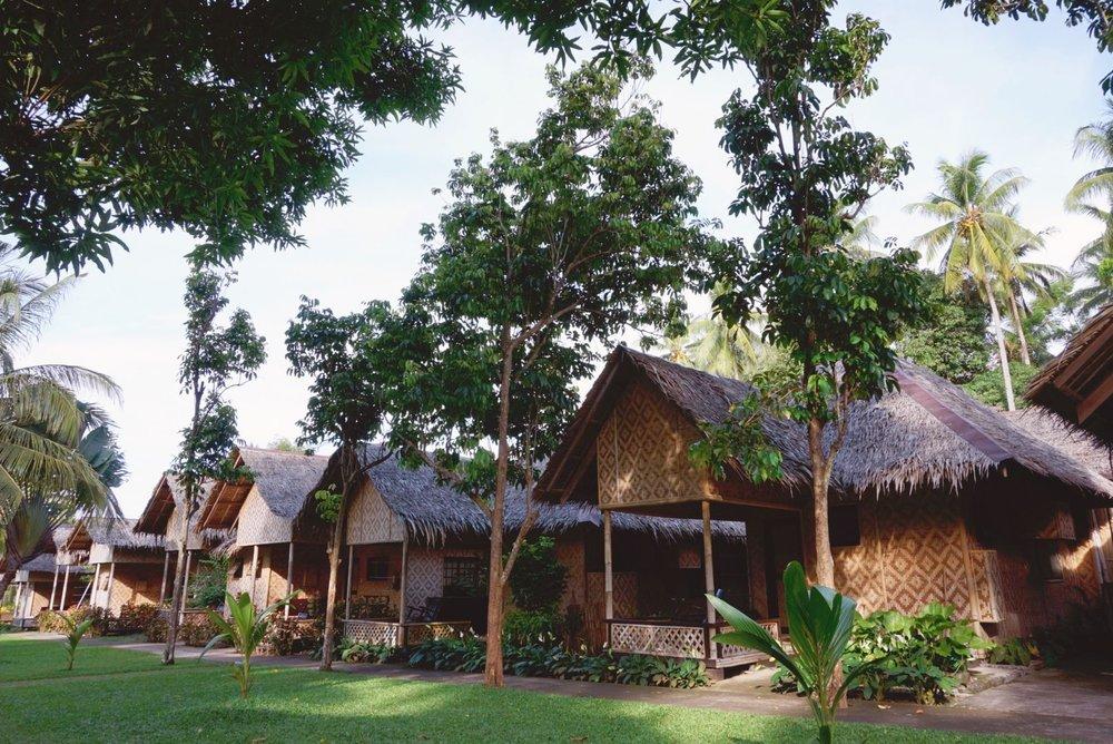 Our hotel, Bahay Bakasyunan