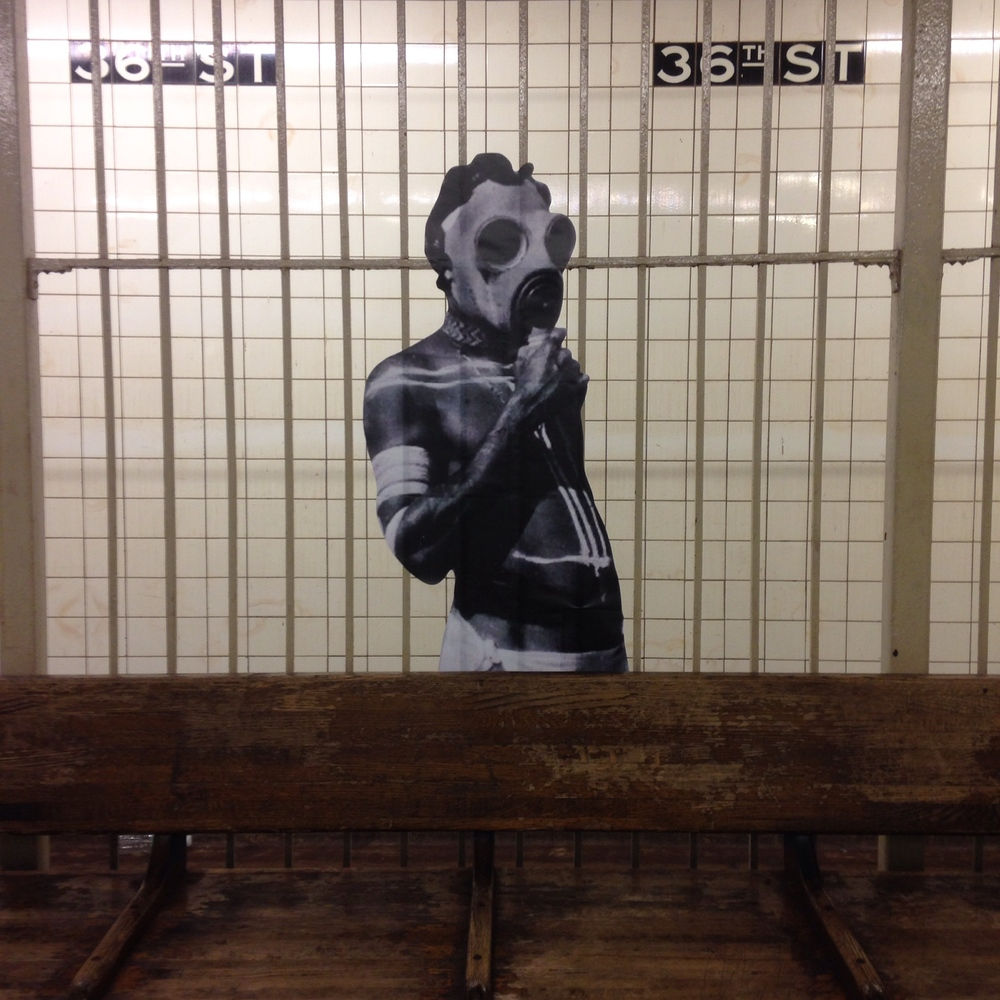36th St; Manhattan bound M:R train.jpg