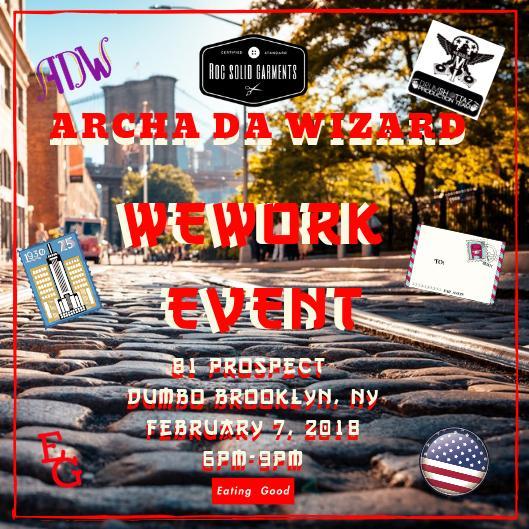 Archa Da Wizard WeWork Event RocSolidEnt.JPG