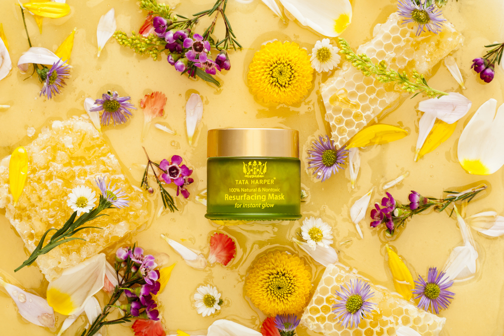 Limited Edition Honey Blossom Mask