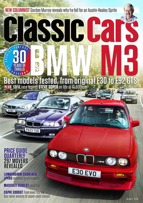 November Issue More Classic Cars Magazine - Sports cars magazine
