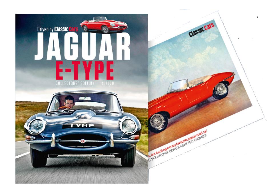 E-type collectors\' edition — Classic Cars Magazine