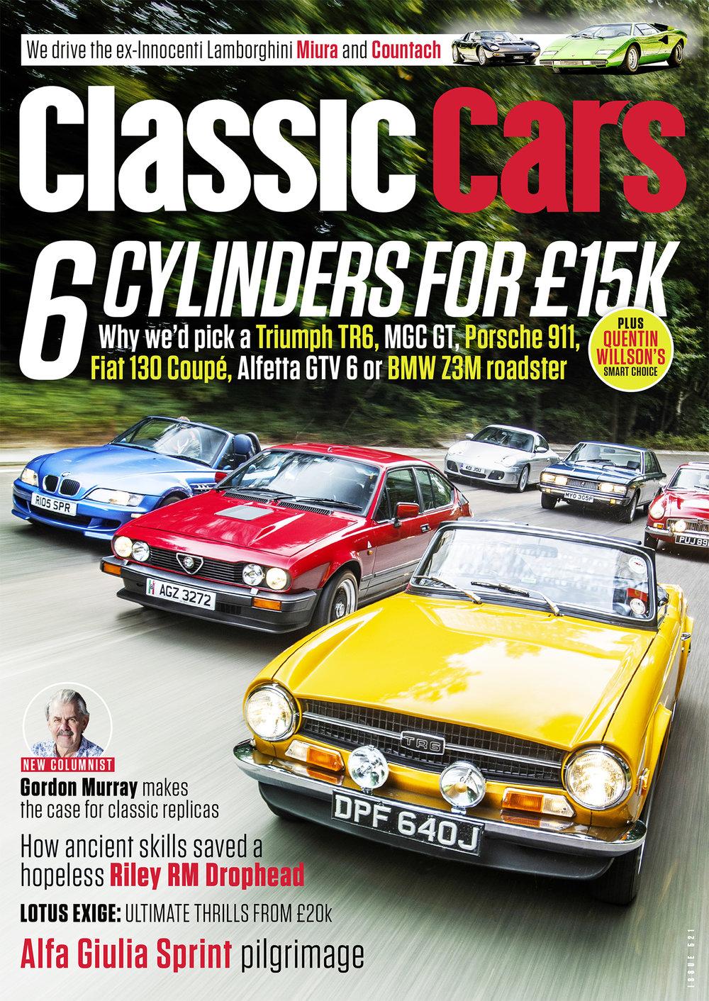 Classic Cars December 2016