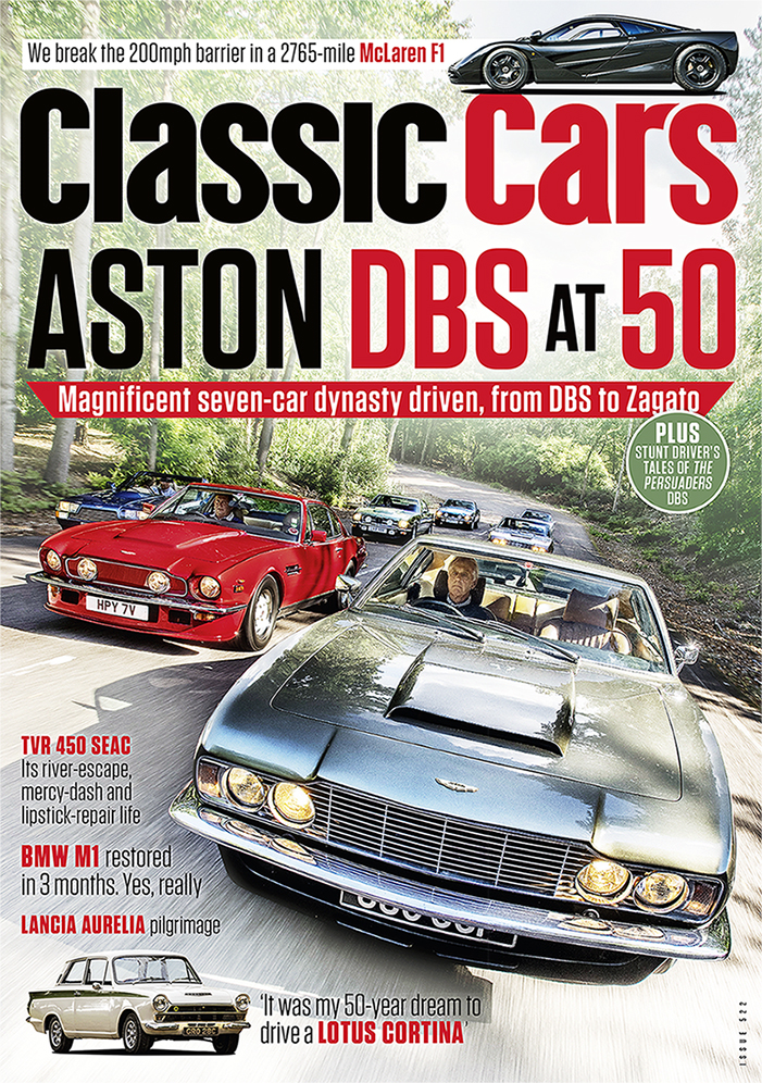 Classic Cars January 2017