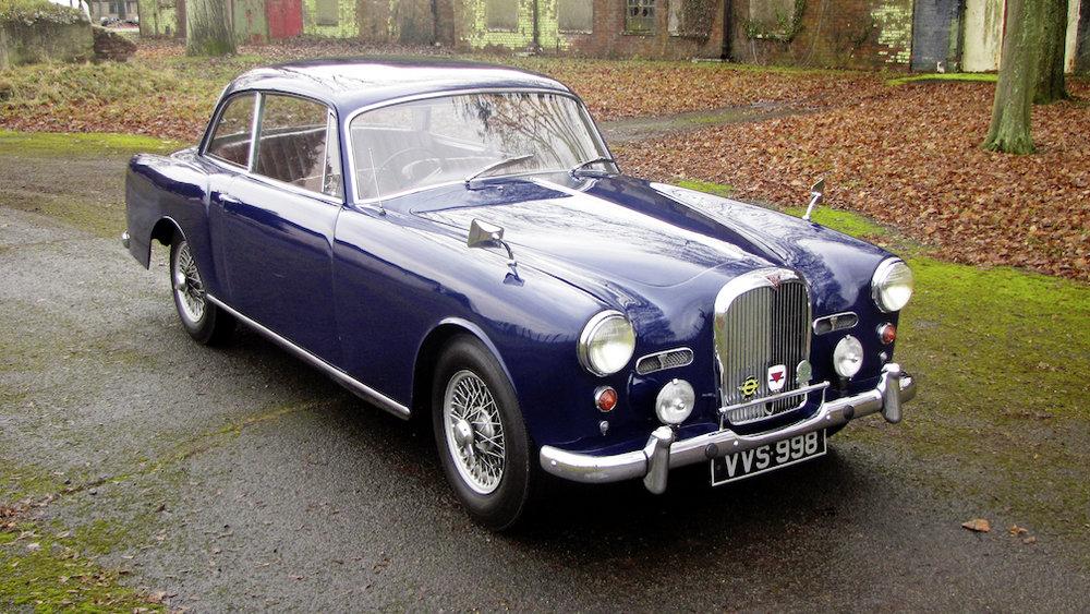 Alvis TD21 copyright Classic Cars