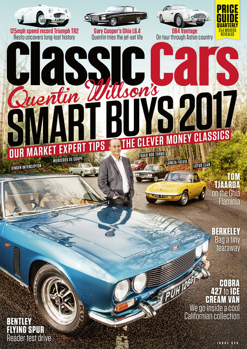 May Issue More Classic Cars Magazine - Cool cars quentin willson