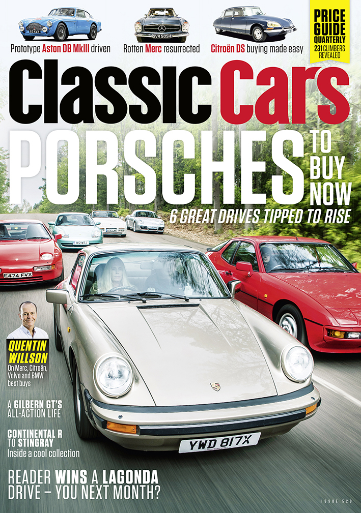 August 2017 issue more — Classic Cars Magazine