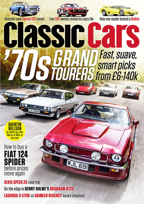 September Issue More Classic Cars Magazine - Sports cars magazine