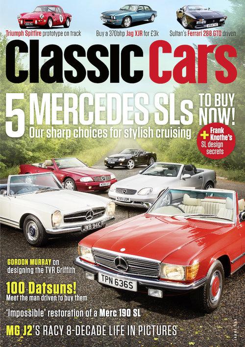 Classic Car Magazine >> December 2017 Issue More Classic Cars Magazine
