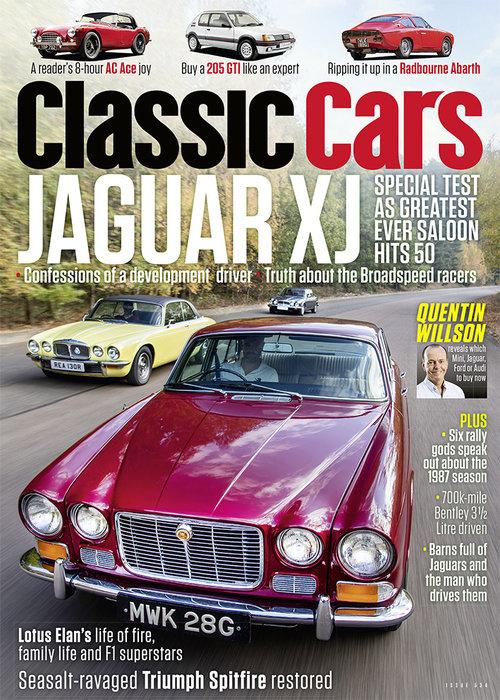 Classic Car Magazine >> January 2018 Issue More Classic Cars Magazine